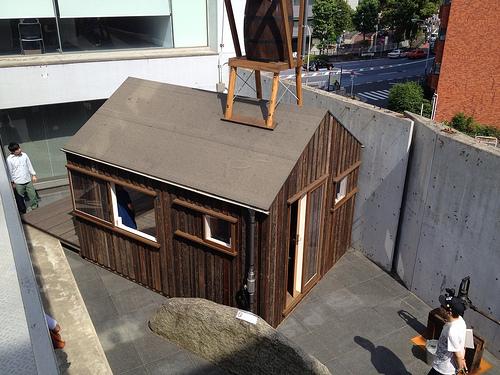 中村好文展「小屋においでよ!」@TOTOギャラリー・間