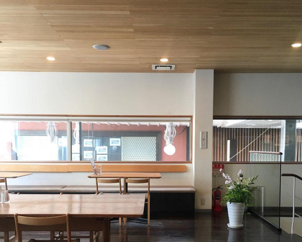 中村好文さん設計の店舗