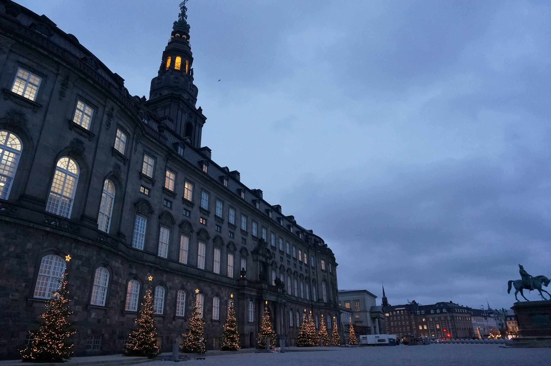 クリスチャンスボー城(コペンハーゲン)