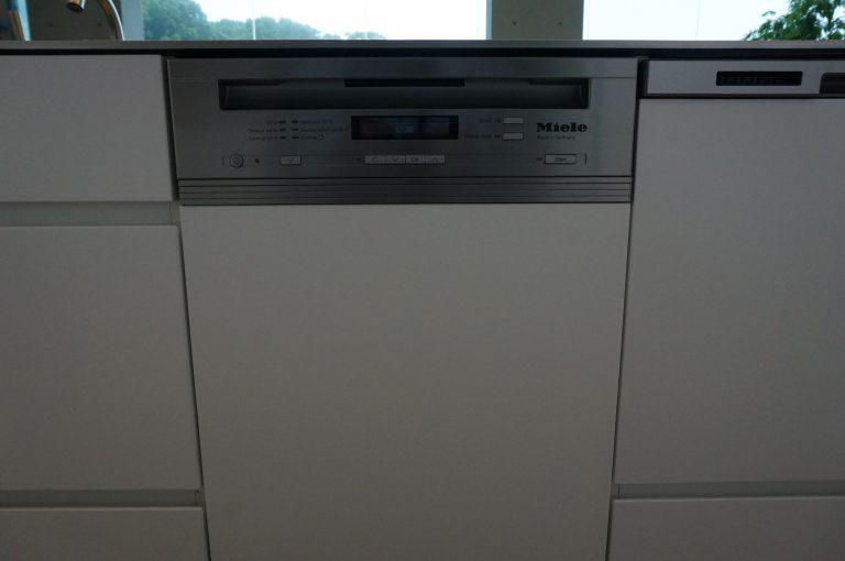 ミーレ食洗機の使い方