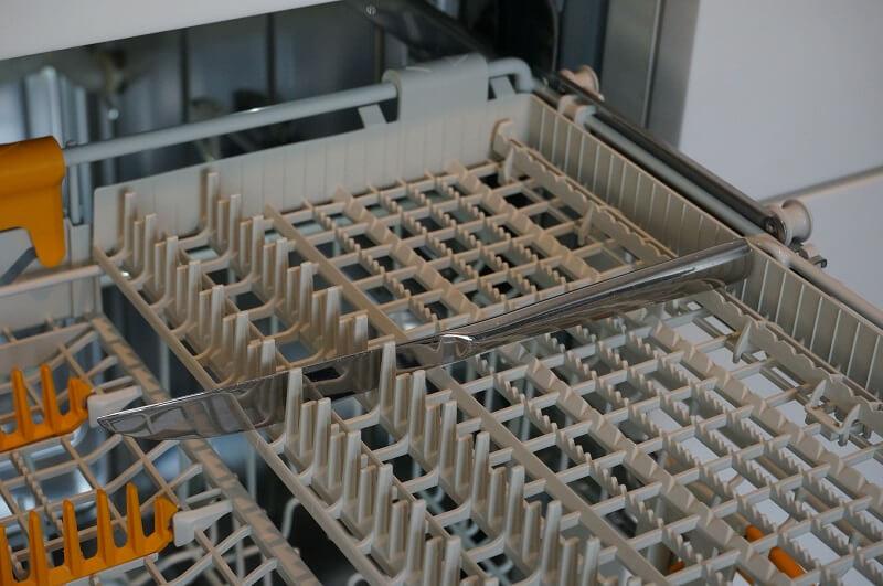ミーレ食洗機の特徴:3Dカトラリートレイ