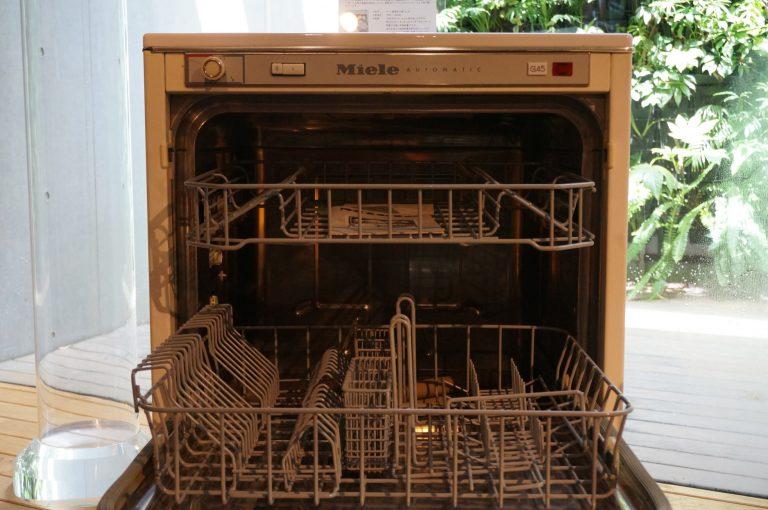 ミーレの昔の食洗機