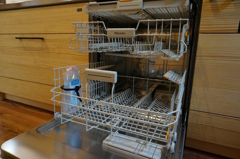 ウッドワン+ミーレ食洗機オープン