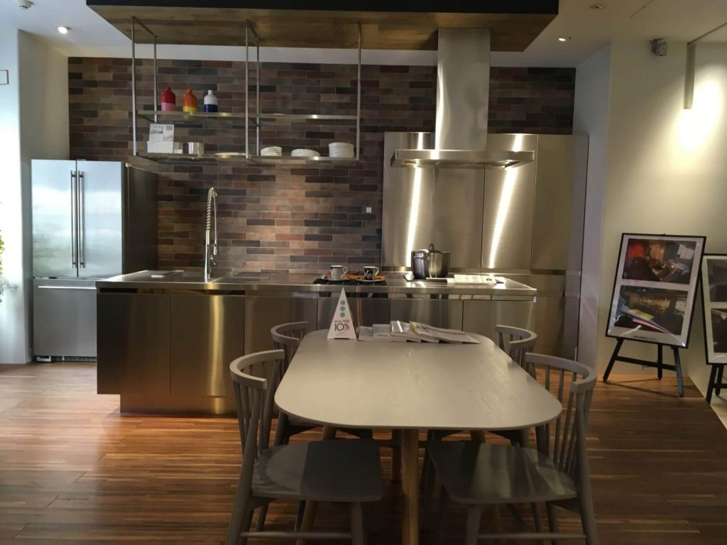 サンワカンパニーのキッチン:グラッド45