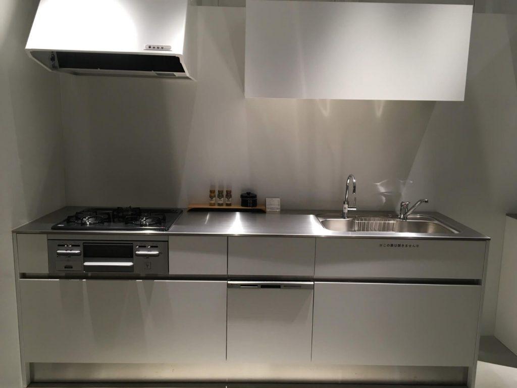 サンワカンパニーのキッチン:プレーンKミディアム