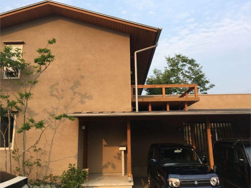 くらしこの家モデルハウス外観