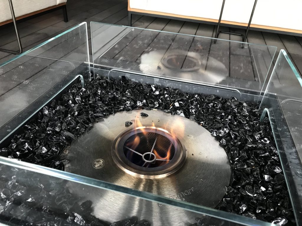 バイオエタノール暖炉のデメリット