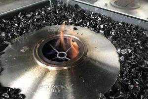 バイオエタノール暖炉の実例
